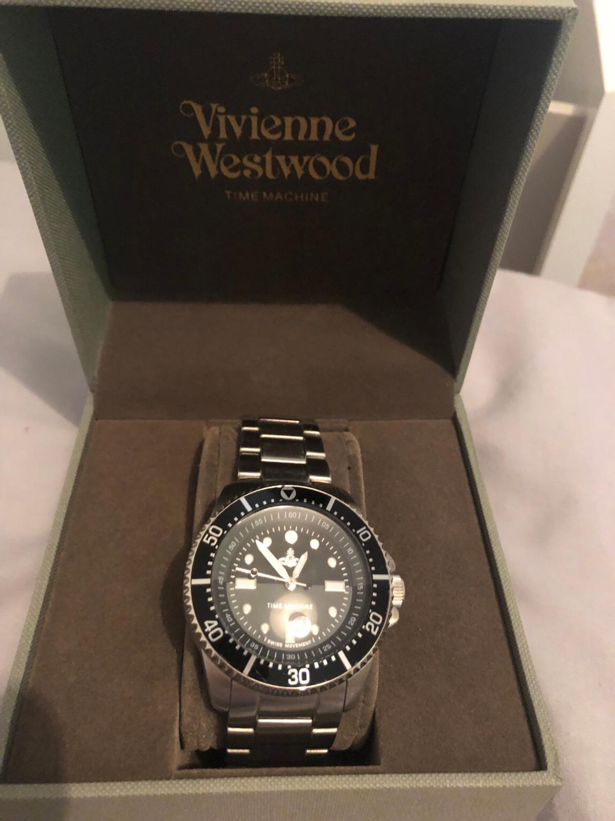 Selling a Vivienne westwood watch in amazing condition due to hardly being worn looking for £100