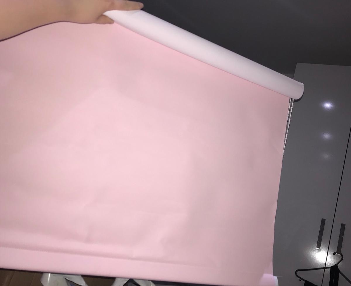 Hardly used but moved house and doesn't fit. Baby pink. 94cm