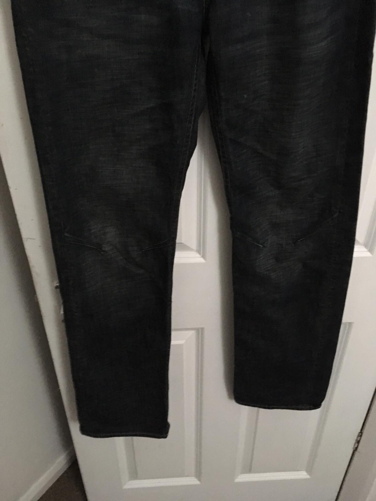 All Saints Waist 32 Spitalfields Denim Jeans Straight Hardly Used It. Worn it a few times. Brilliant condition Style Jeans: dope texel Any questions contact me