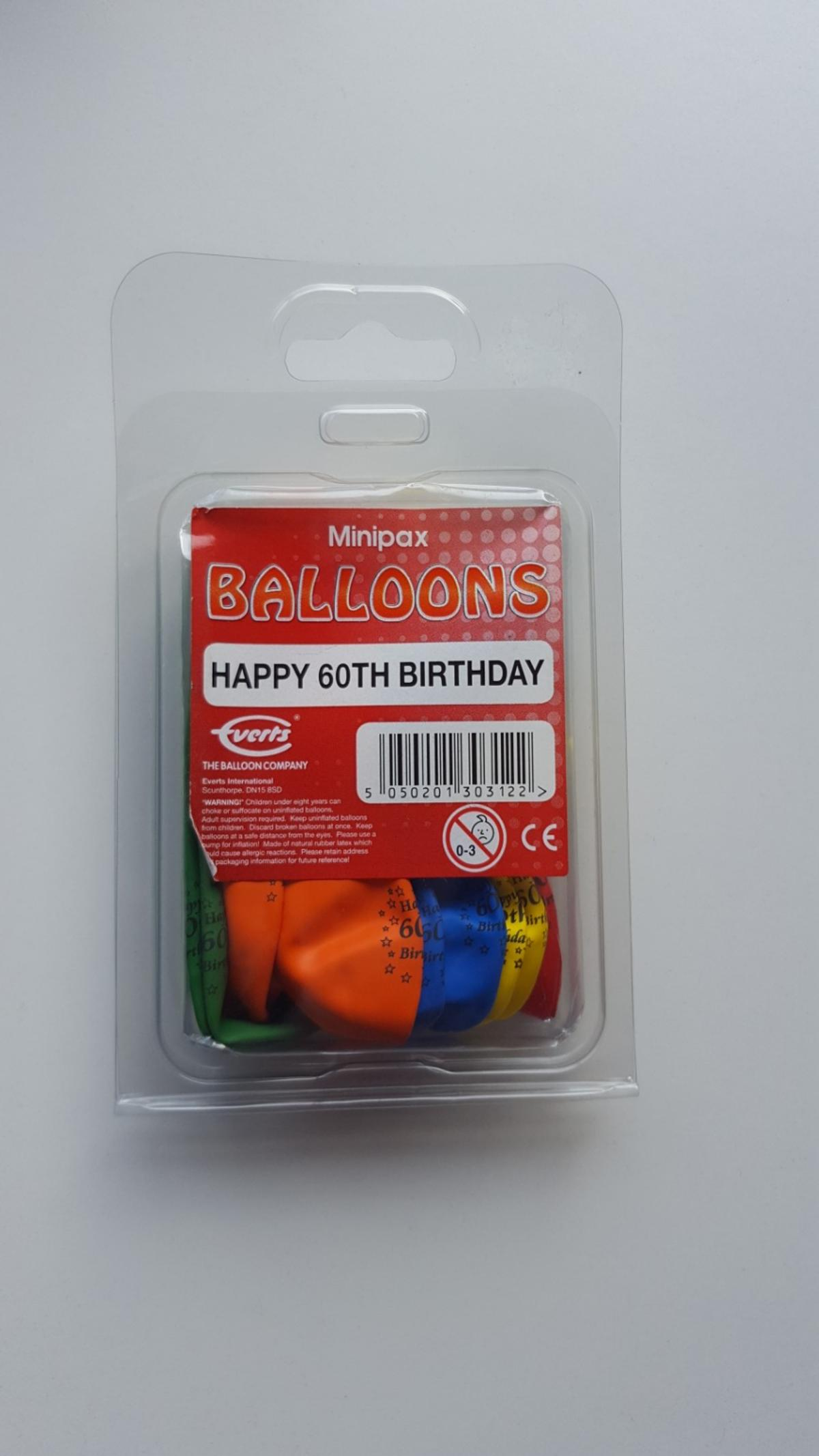 pack of 10 balloon party pack