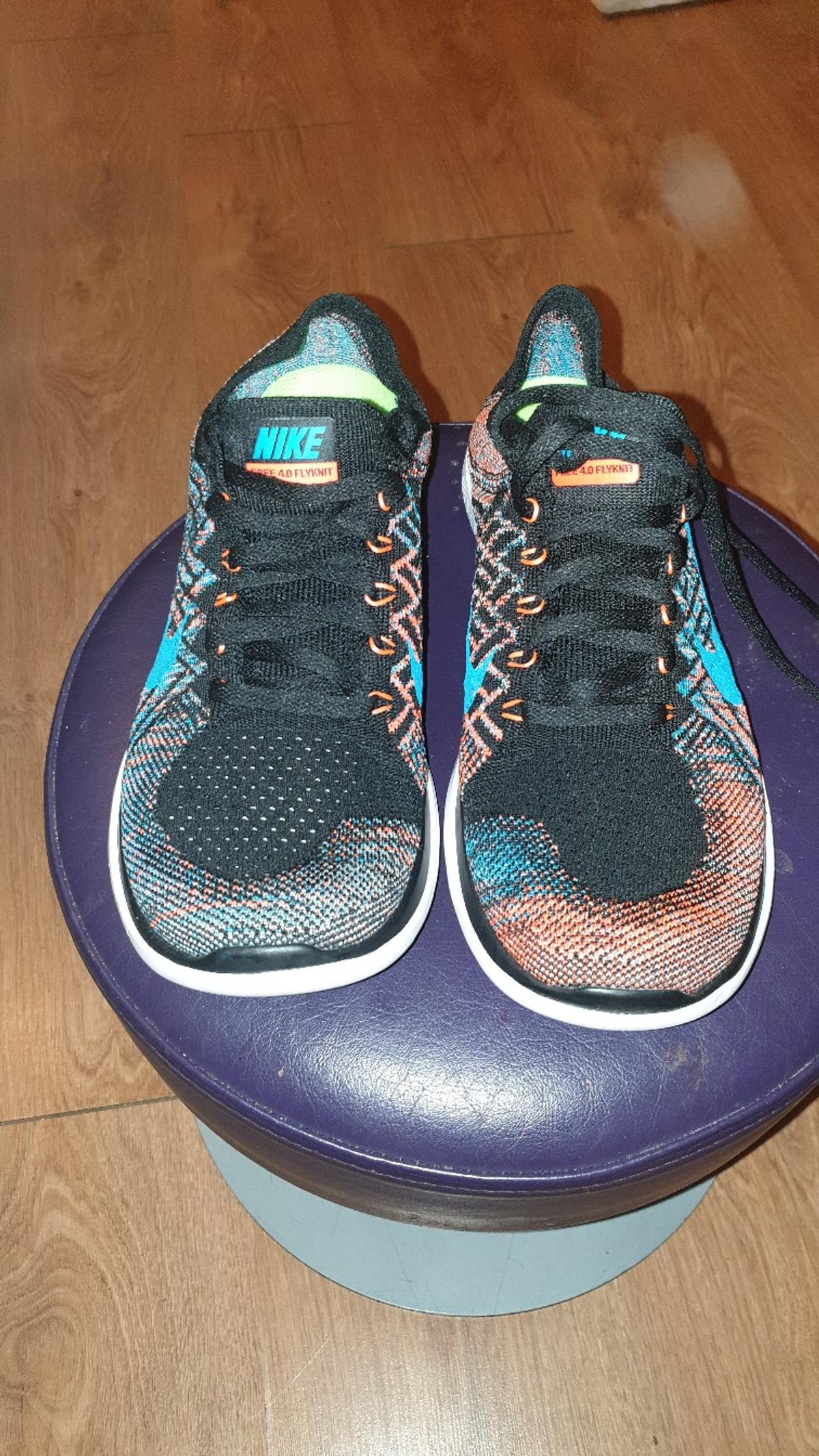 quality design f6a19 09efd Nike free 4.0 fly knit size 8,5 in SE1 London for £45.00 for ...