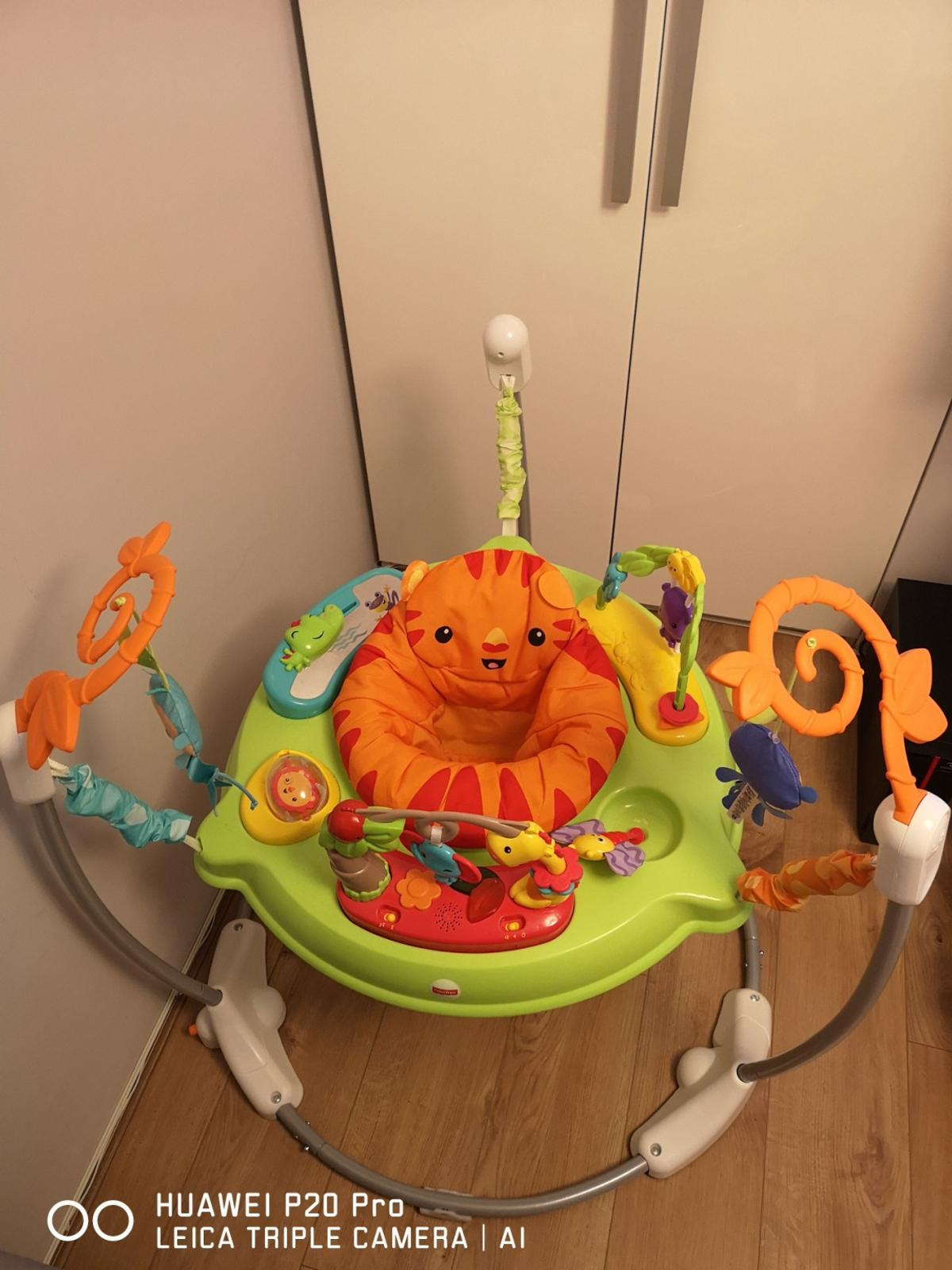 Jumperoo Fisher Price in very good condition