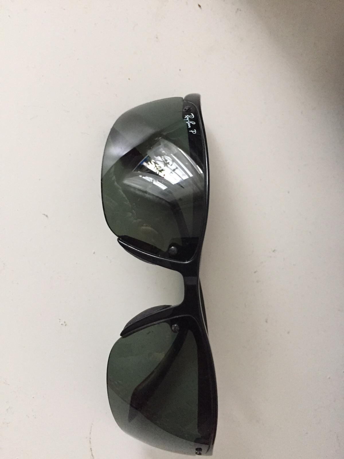 Little used Ray-ban sports sunglasses see picture