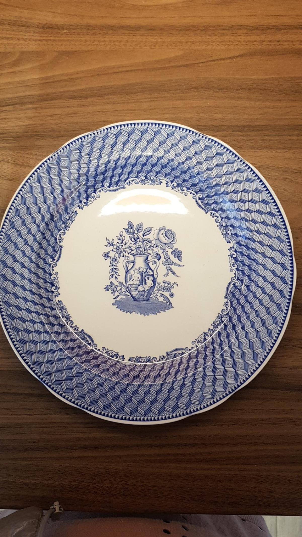 The Spode blue room collection diametre 26.5 cm very good condition
