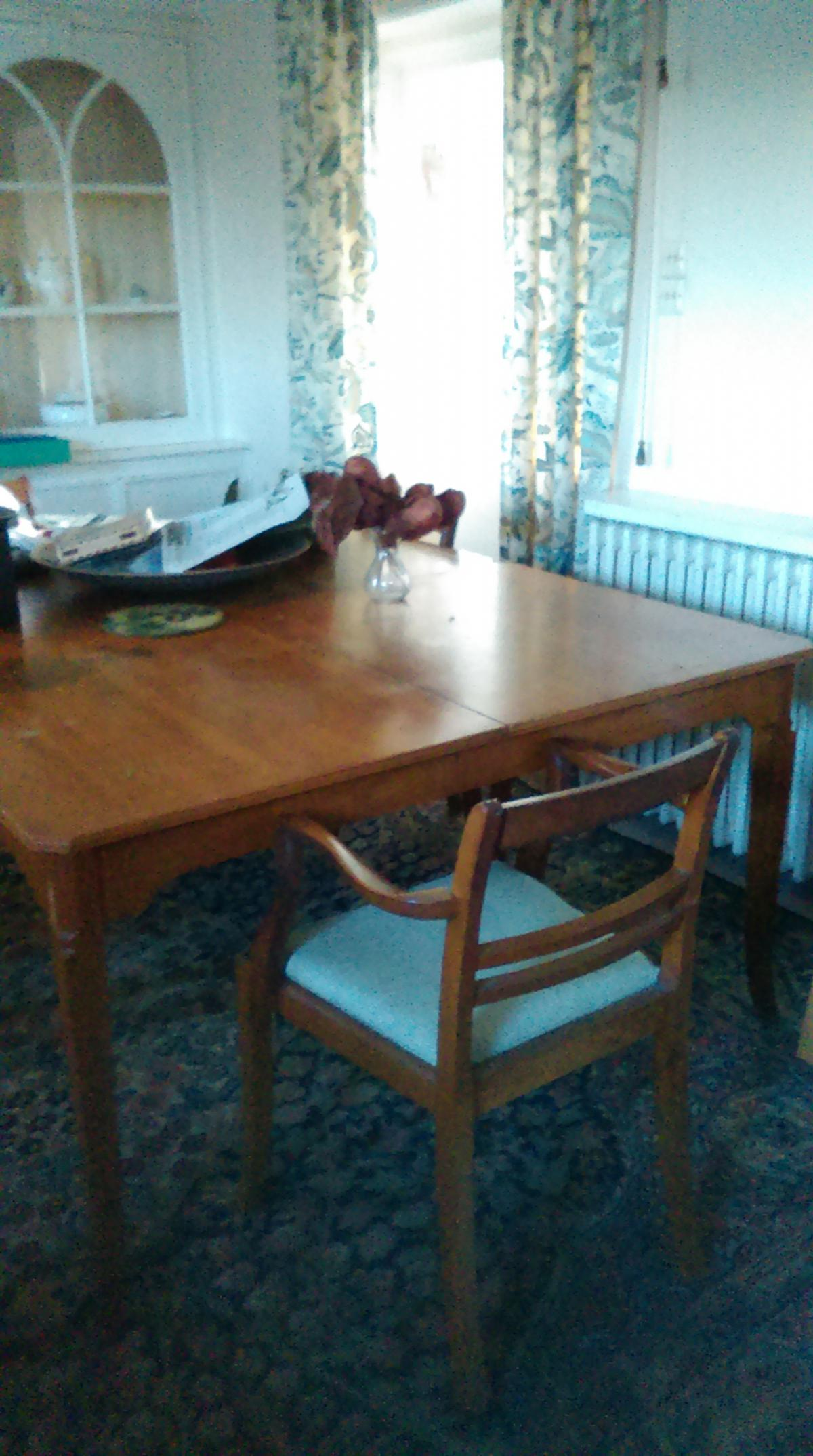 2 Dining Tables And 4 Matching Chairs In RH15 Hill For 4000