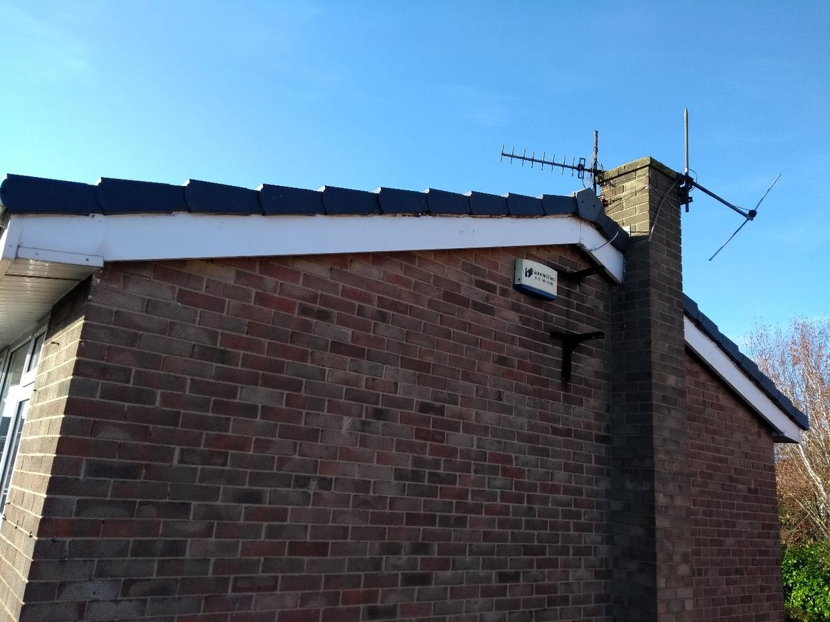 why replace your old mortar to gable ends every couple of years ? try our spring half price sale . dry verge caps supplied and fitted for as little as £13per cap. they are a all weather protection system which you don't have to keep replacing get in touch for your free no obligation quote all roofing work undertaken ...