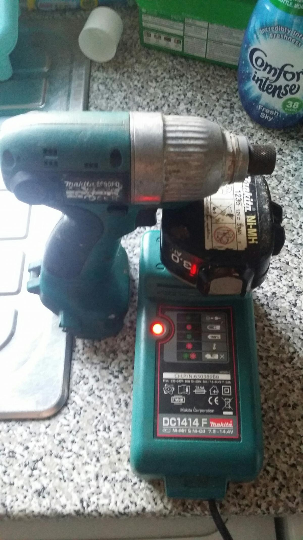 makita 6980fd cordless 12v impact driver in DY11 Wyre Forest