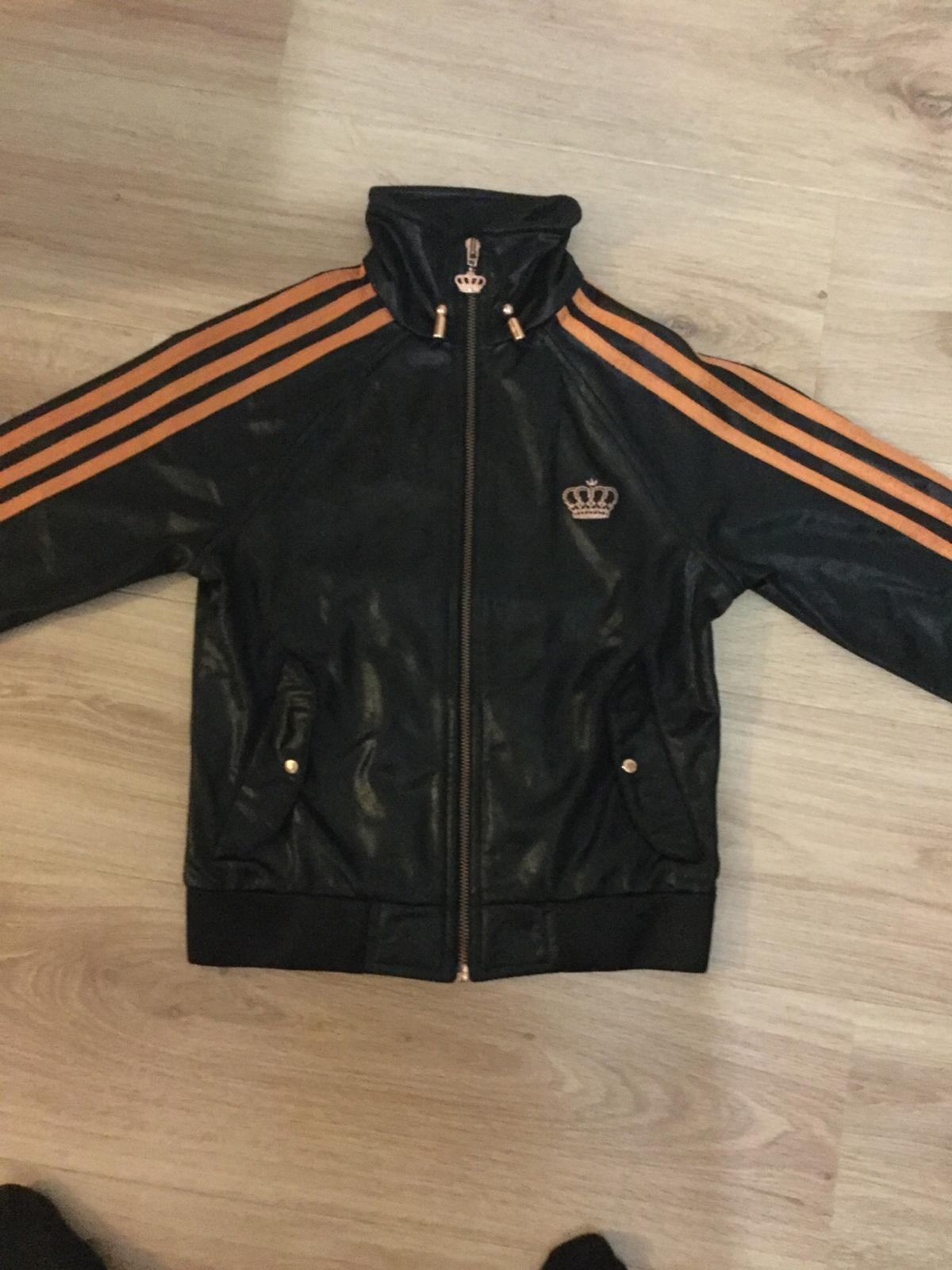 Contable Constitución Inhibir  Adidas 'Respect Me' Jacket (Black and Orange) in L6 Liverpool for £10.00  for sale | Shpock