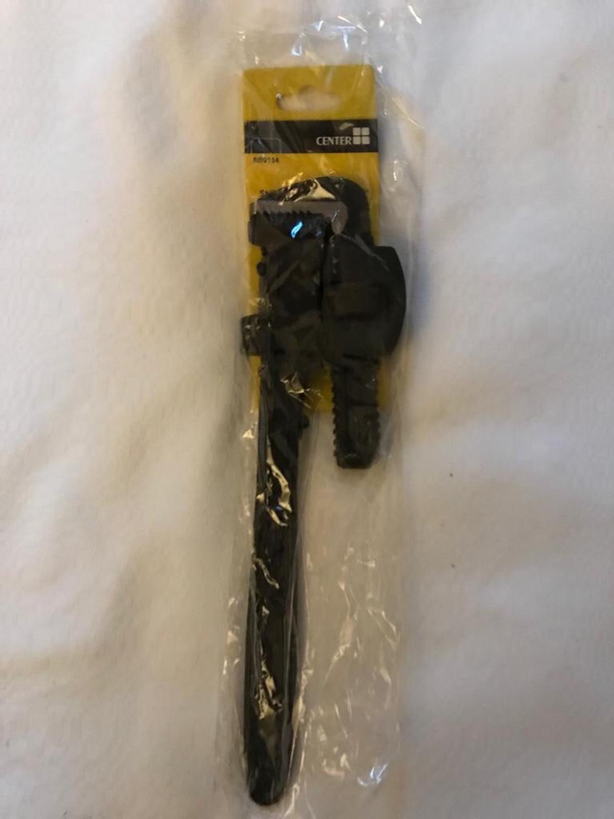 """Brand New Packaged - 14"""" Stillson Pipe Wrench - 8 Available  £8 Each  Postage may be charged depending on Area"""