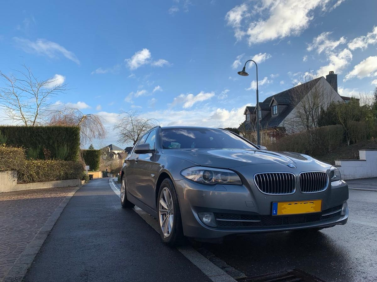 Bmw F11 525xd Touring In 6124 Junglinster For 1389900 For Sale