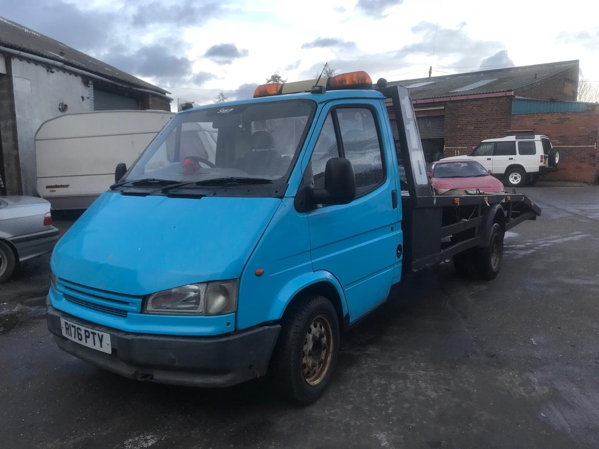 Ford Transit 190 LWB in WV10 Wolverhampton for £1,700 00 for sale