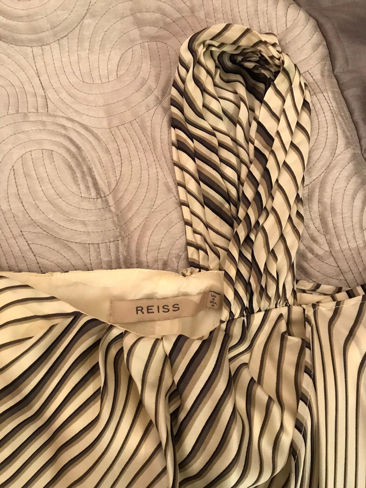 Grecian style dress from Reiss. UK size 8.