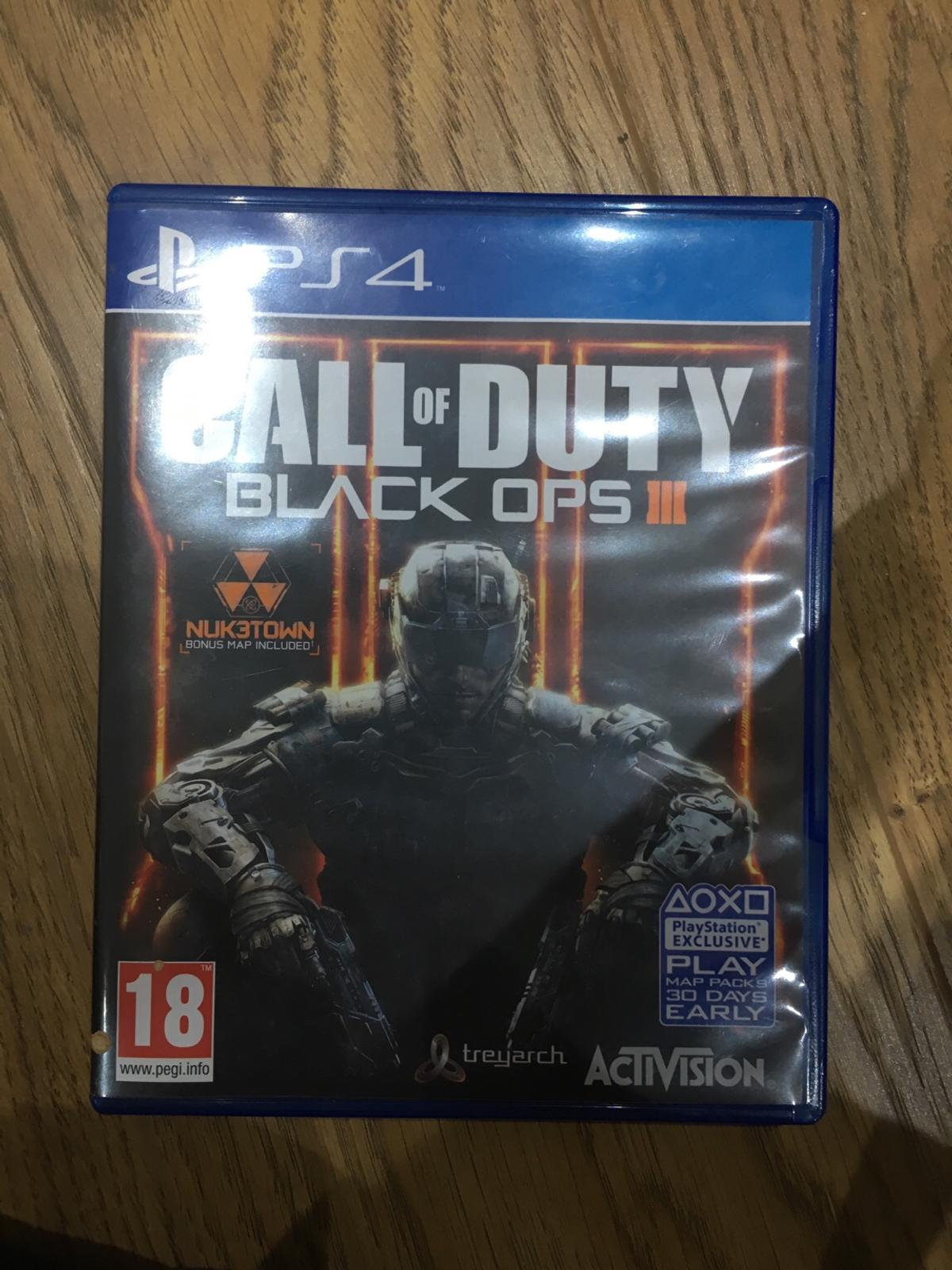 18 PS4 game shooting fighting game