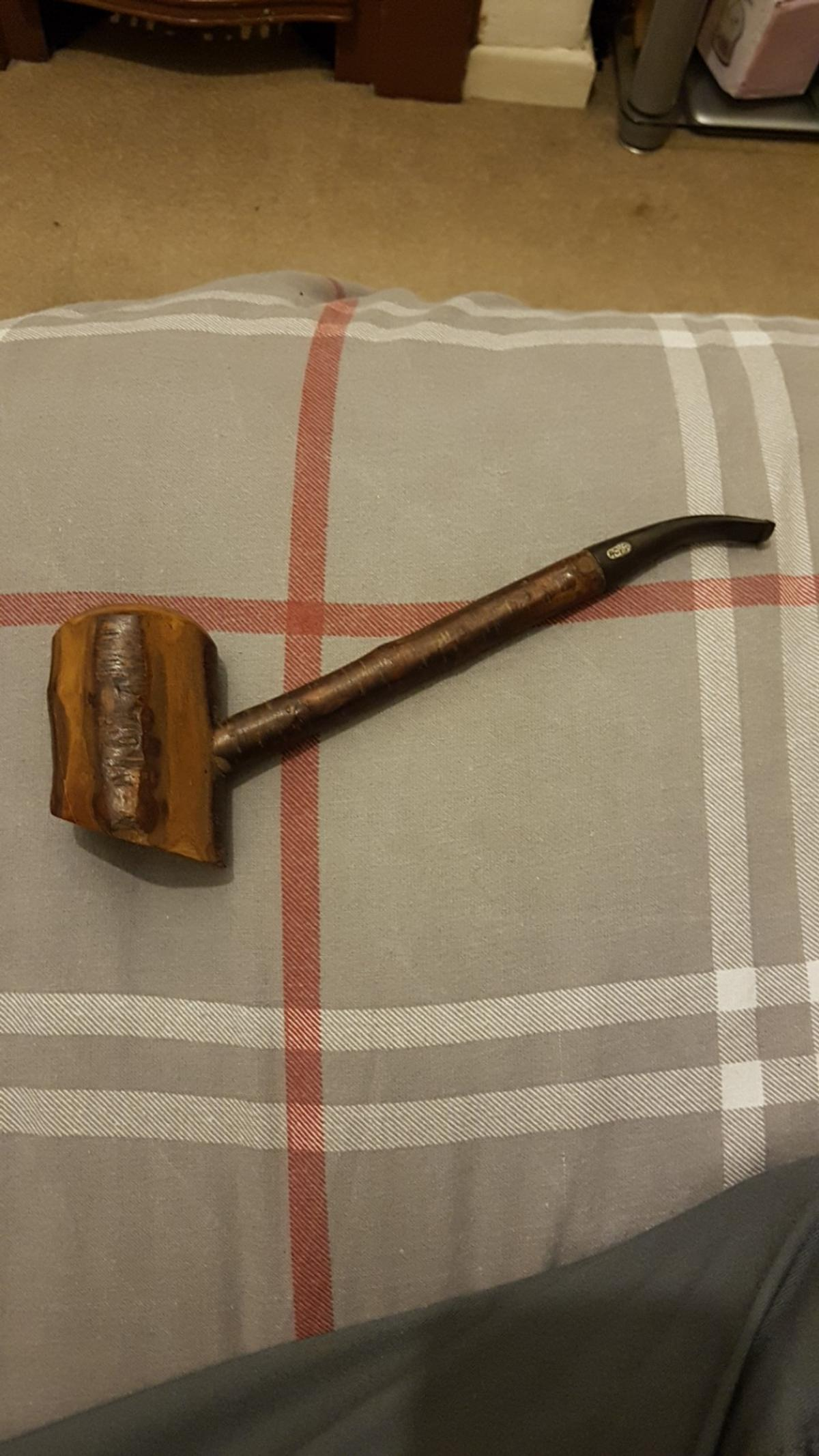ropp de luxe France pipe 807 pipe