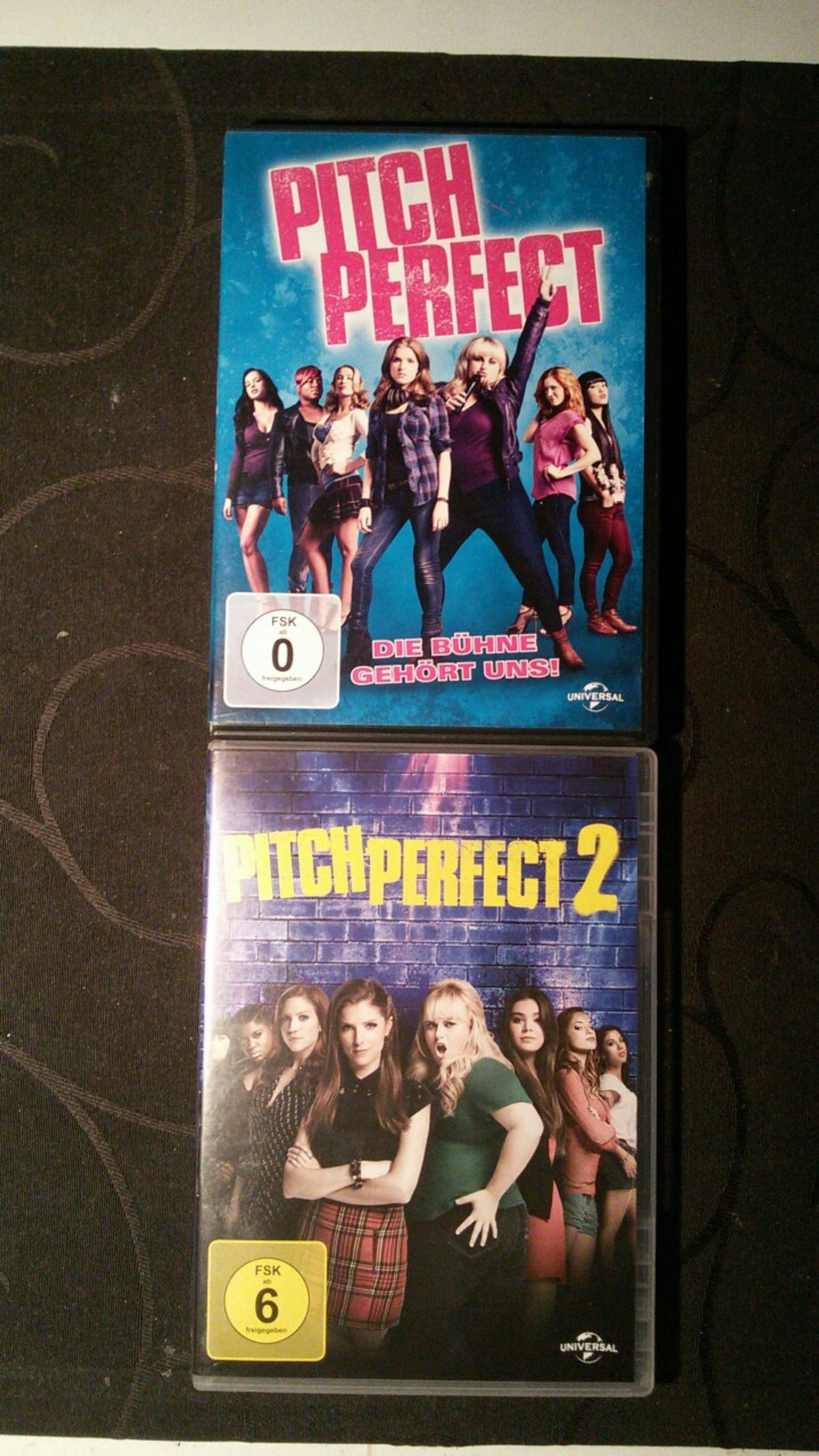 📀 DVD:🌟PITCH PERFECT 1+2🌟