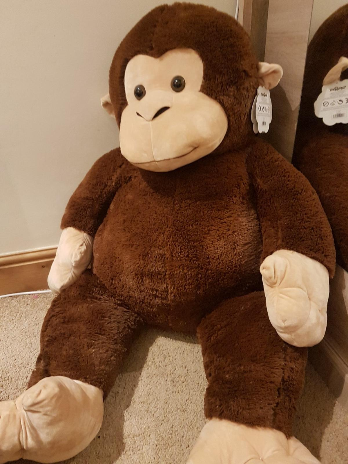 huge monkey. New