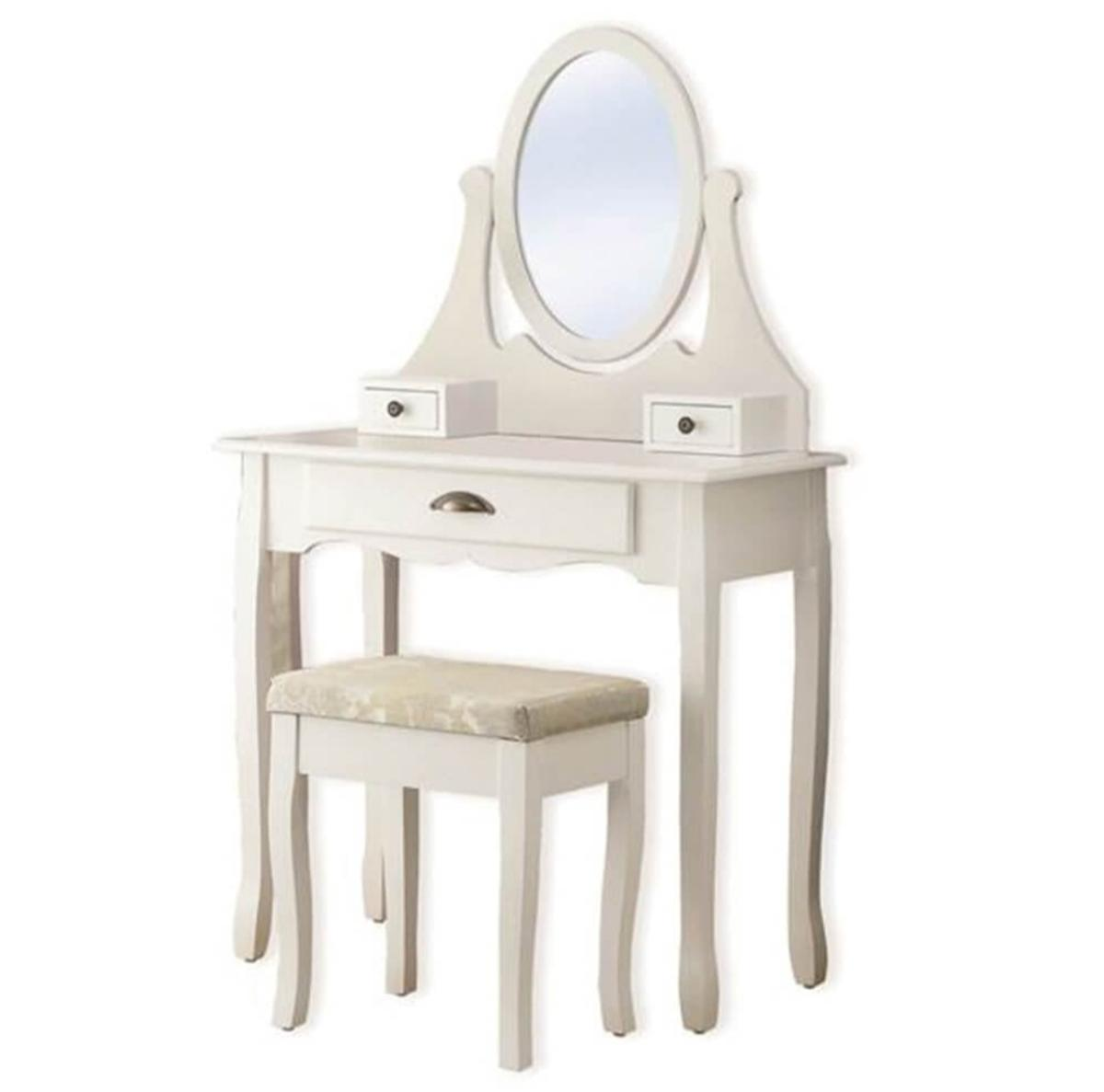 Enjoyable White Dressing Table Stool Rrp 150 Squirreltailoven Fun Painted Chair Ideas Images Squirreltailovenorg