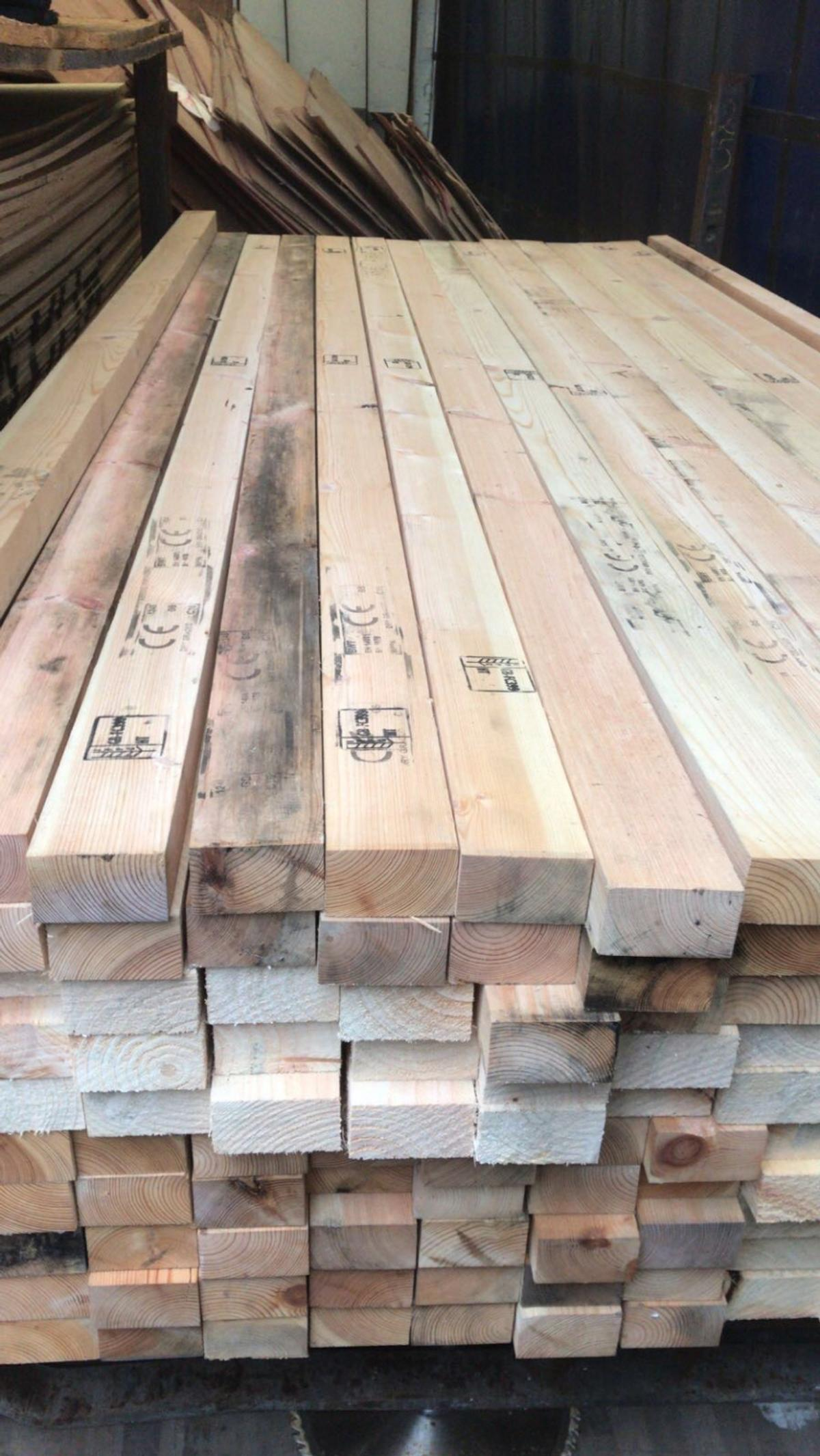 Wooden Planks Reclaimed Timber 3x2