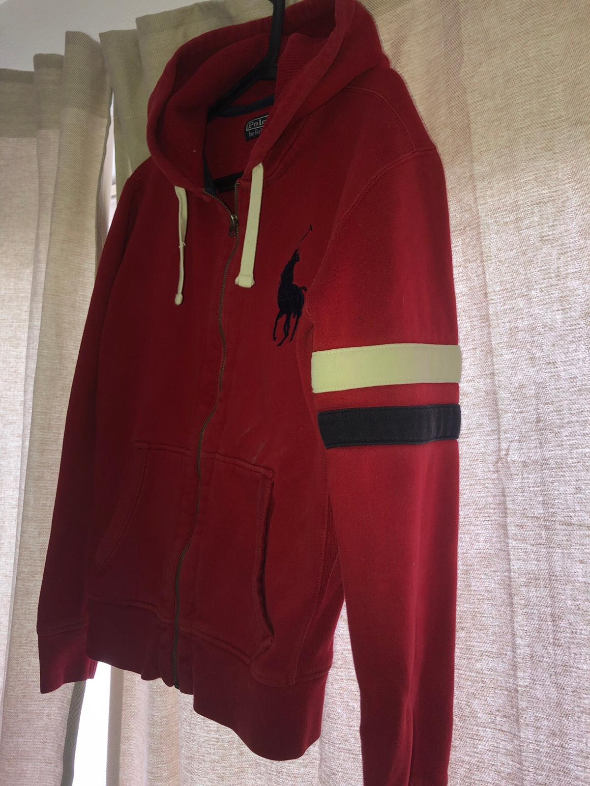 quality design b4012 3f8a8 POLO by Ralph Lauren Jacke rot