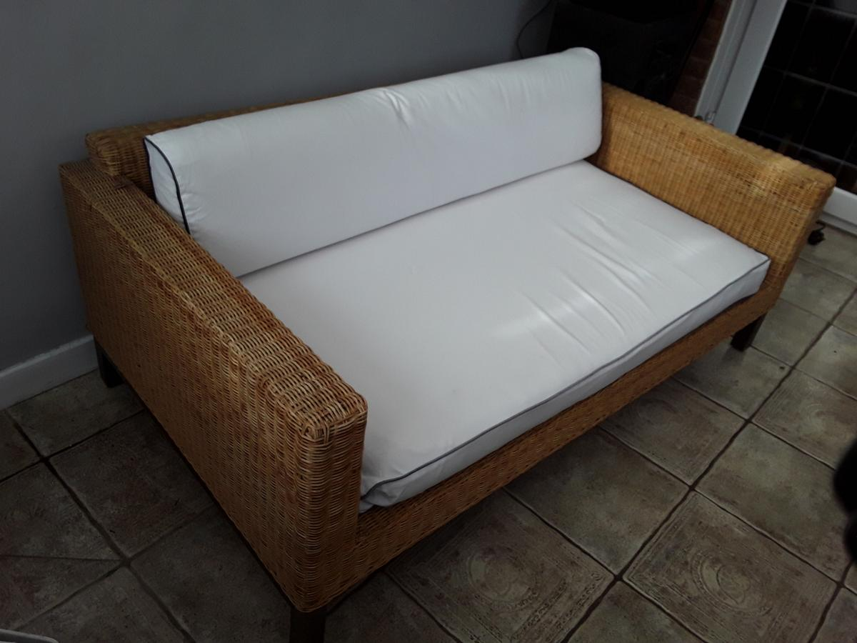 Contemporary conservatory sofa in Rochdale for £40.00 for ...