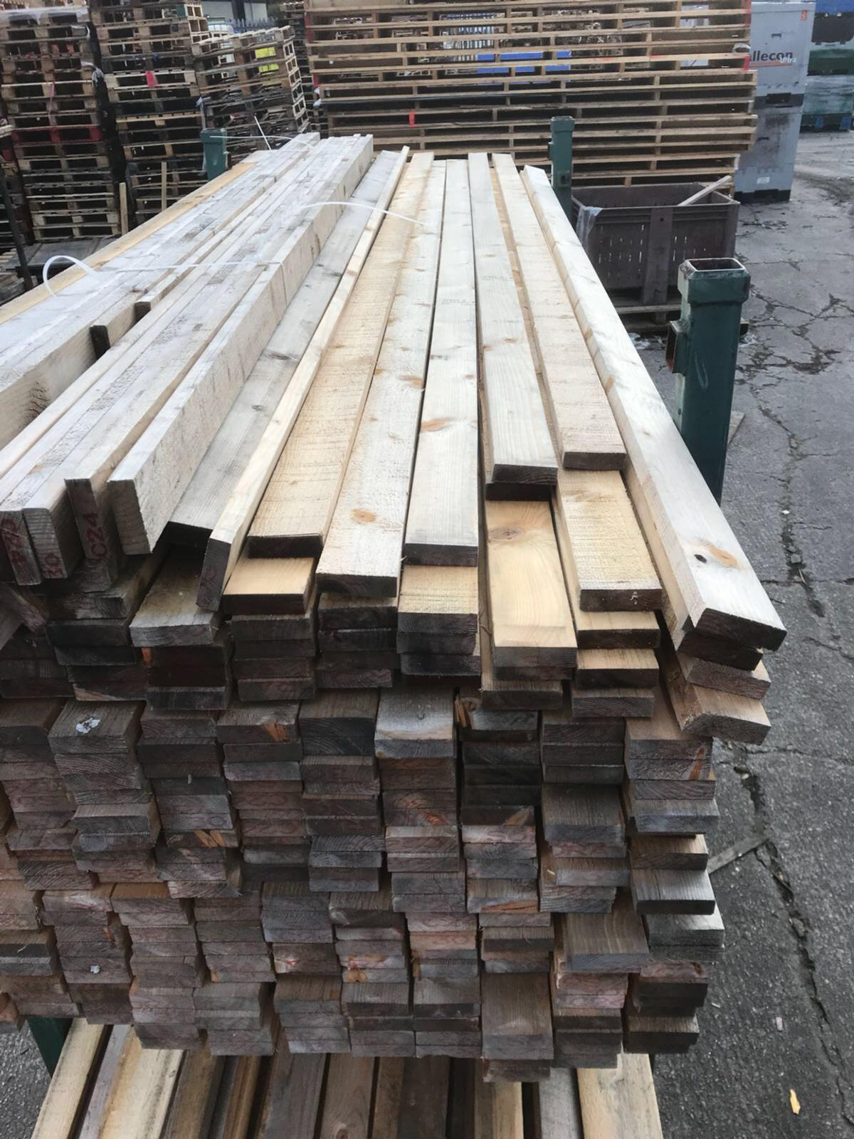 Reclaimed Timber Wooden Planks 3x1