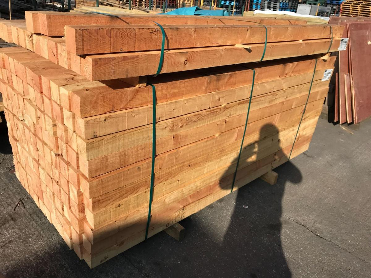 Wooden Planks New Timber 4x4 Posts Wood In L40 Lancashire For 12 00 For Sale Shpock