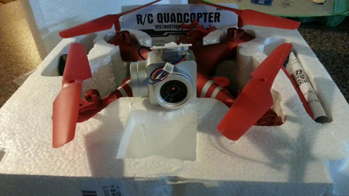Drone XKY KY101 in BB4 Rossendale for £20 00 for sale - Shpock