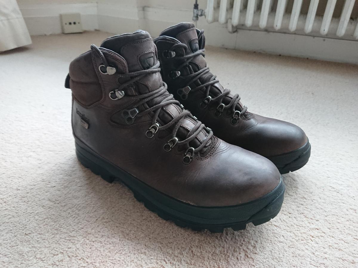 00bfb60a100 Brasher Country Master Boots Size 12
