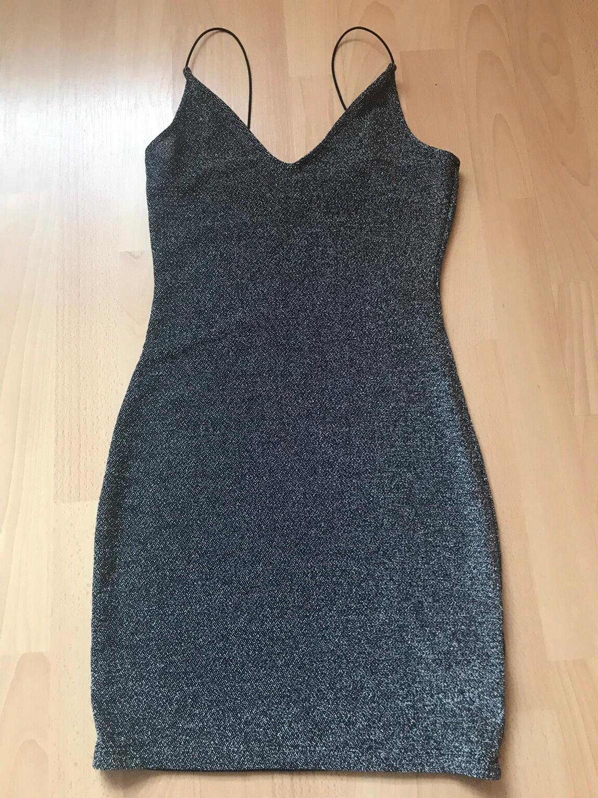 Kurzes Glitzer Kleid in XS in 12 Rahlstedt for €12.12 for sale