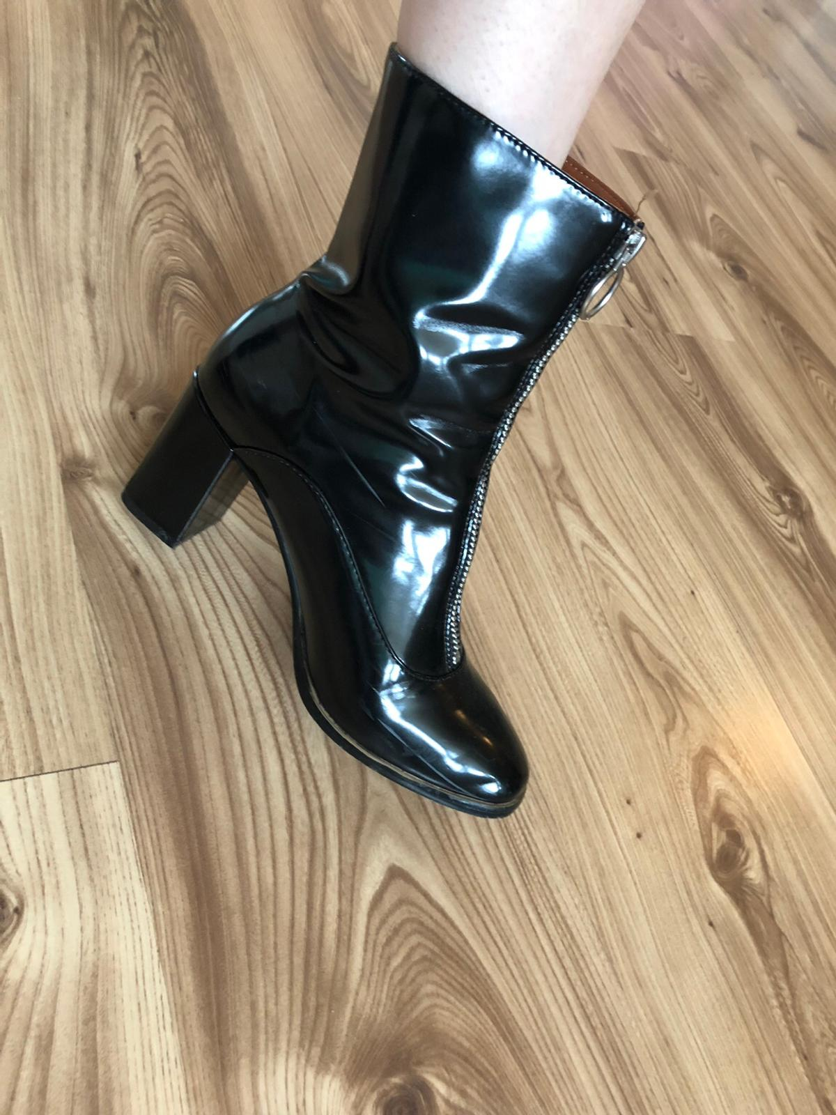 Wadenlange absatz Stiefeletten in 63263 Neu Isenburg for