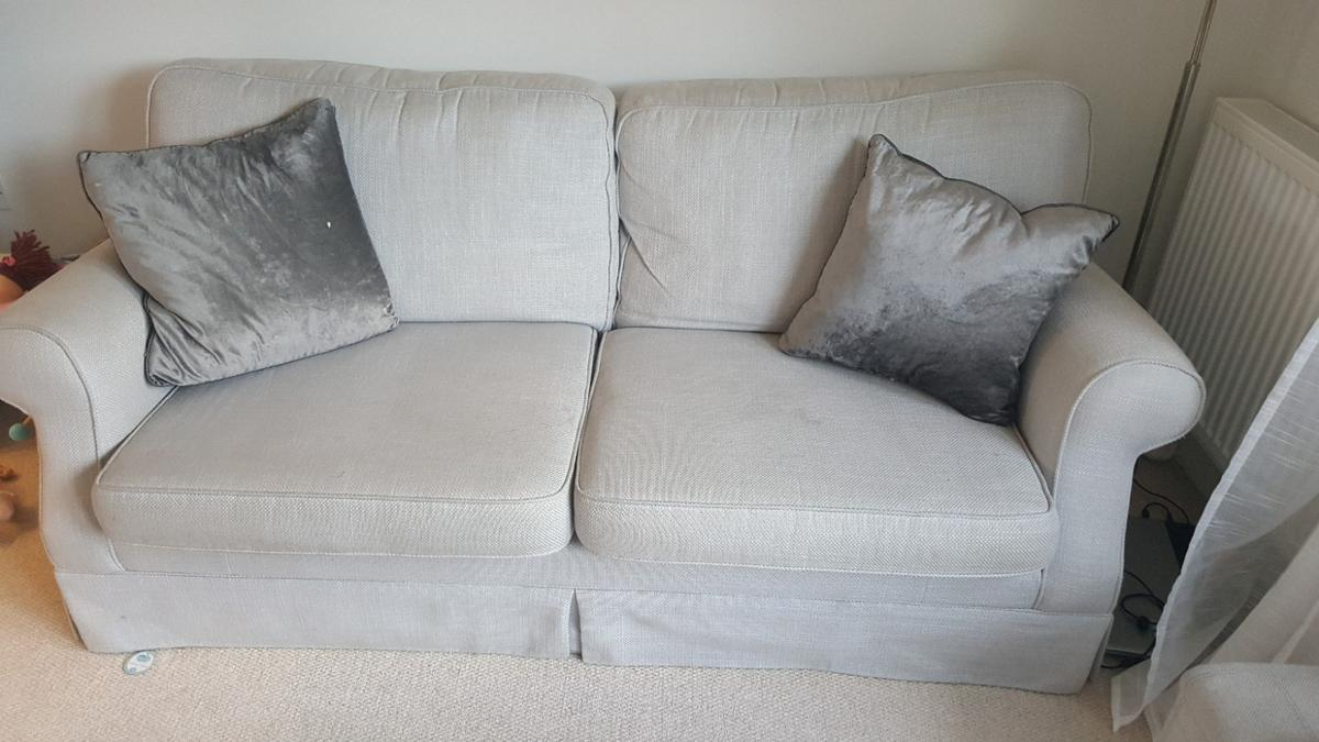 Laura Ashley large 2 seater sofa