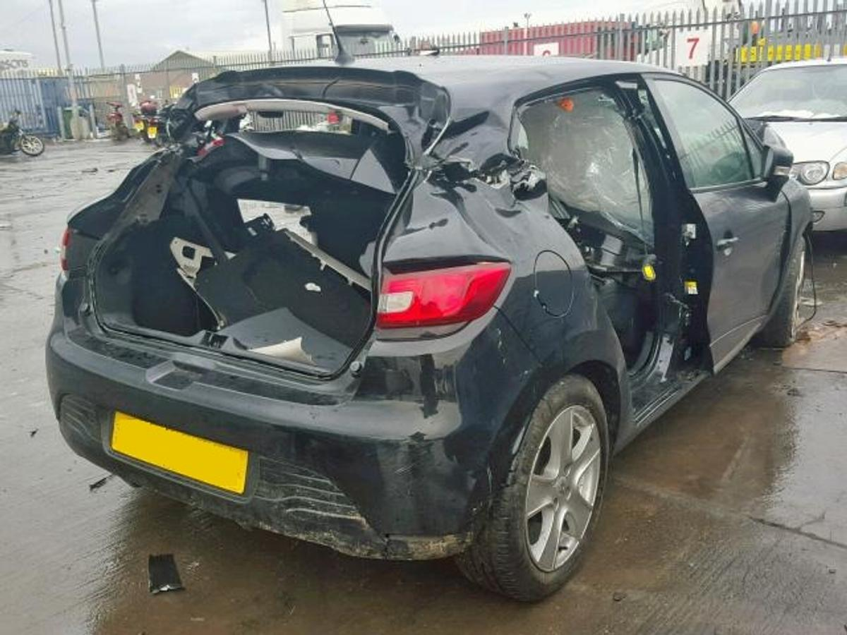 2016 Renault Clio Mk4 1 2 16v Parts Only In Wf15pe Wakefield Fur 1