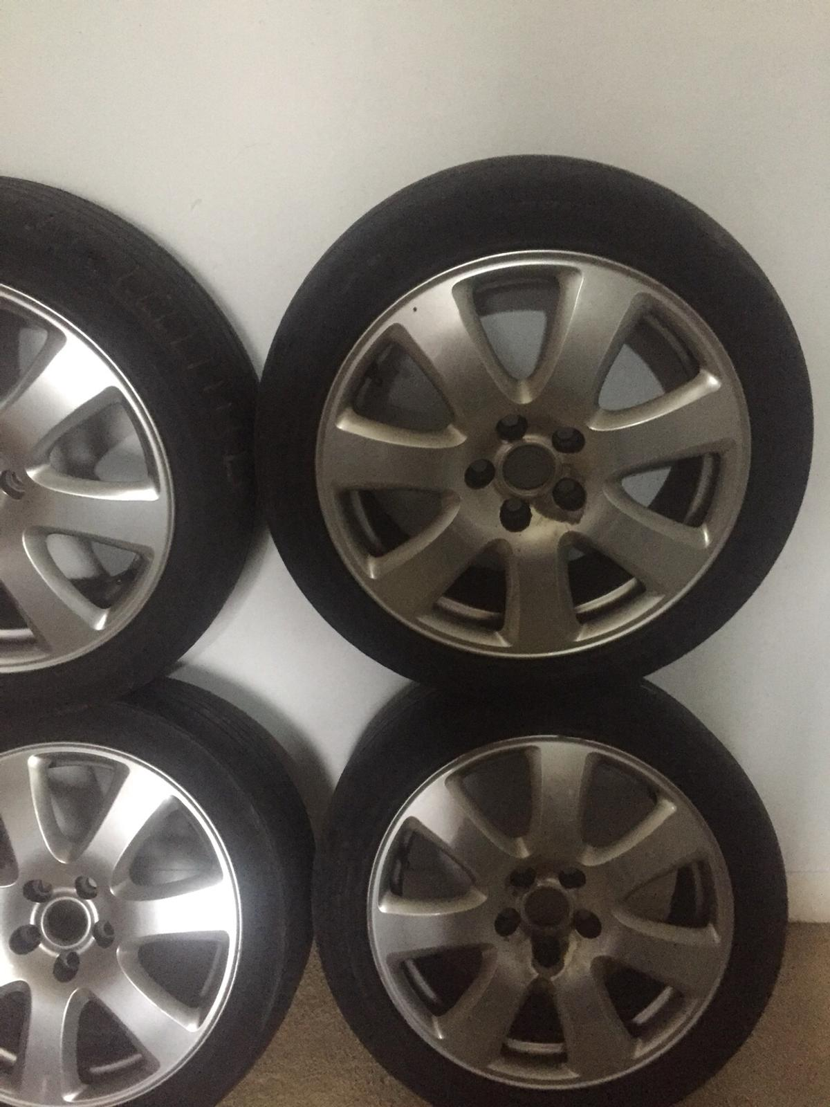 Ally wheels in HX5 Calderdale for £130 00 for sale - Shpock