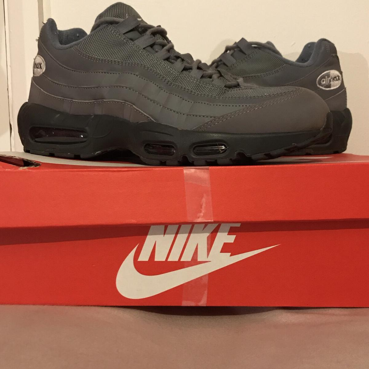 Nike Air Max 95 essential wolf grey in Mendip for £120.00