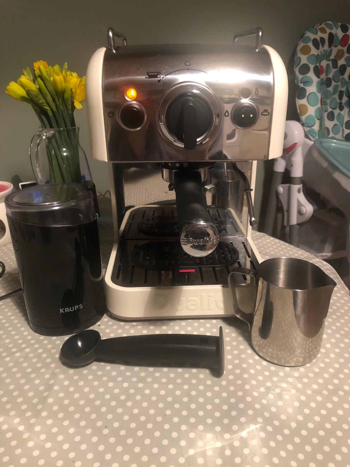 Dualit Coffee Machine In Dh8 Consett For 8000 For Sale