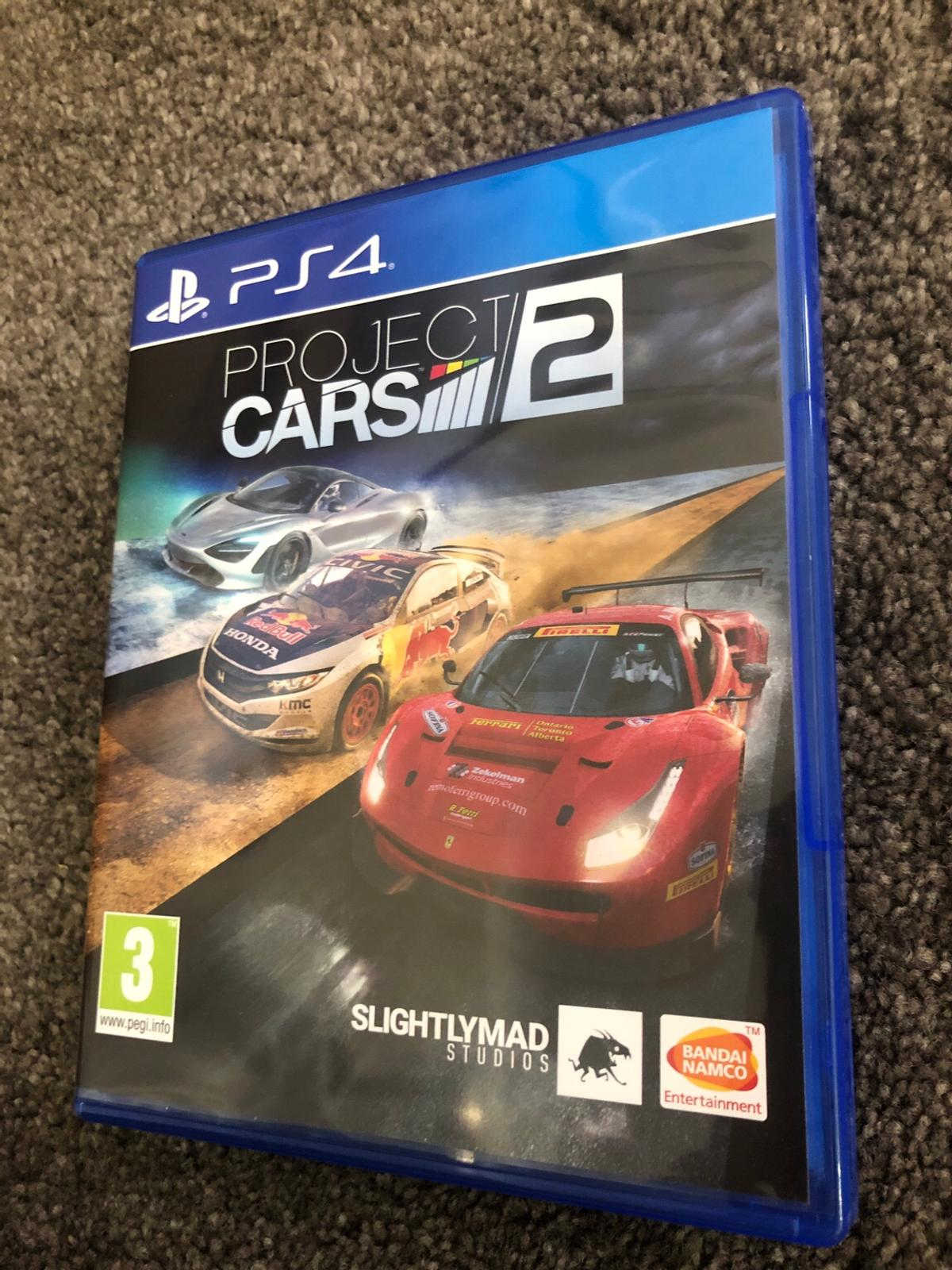 Ps4 Game Project Cars 2 In St5 Lyme Fur 10 00 Kaufen Shpock