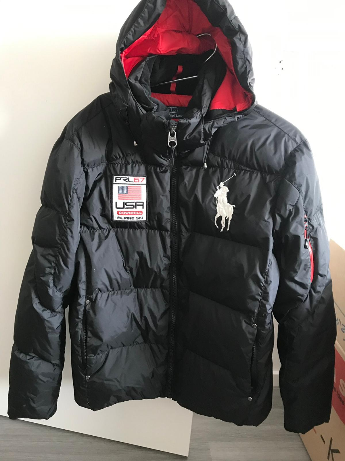 super popular f36b5 fb634 VB Ralph Lauren Daunenjacke Herren