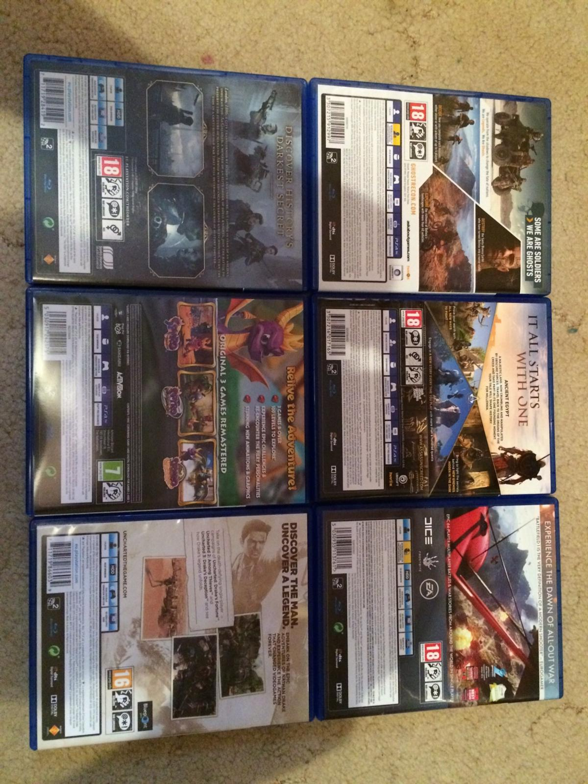 PS4 boxed + games in B29 Birmingham for £230 00 for sale