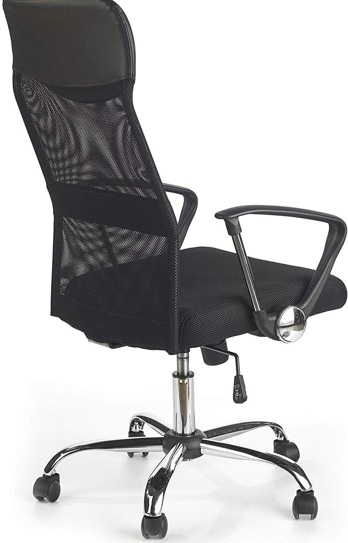Office Chair Black In Le5 Leicester