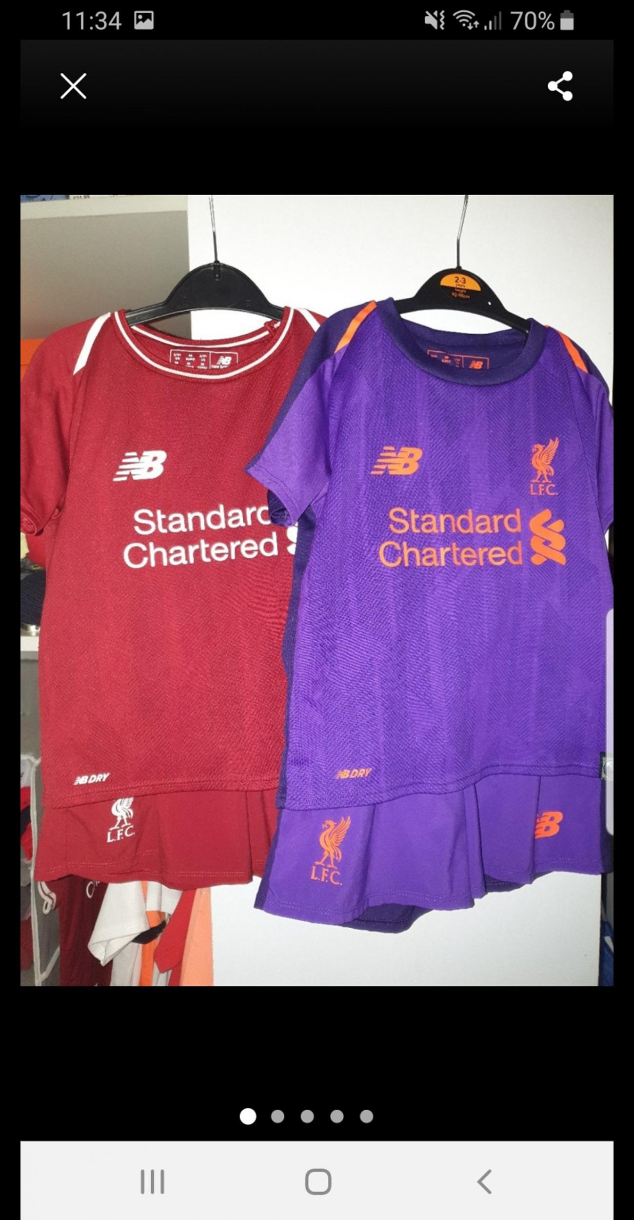 newest 2f0ea fe749 Unisex Liverpool Kits in L7 Liverpool for £10.00 for sale ...