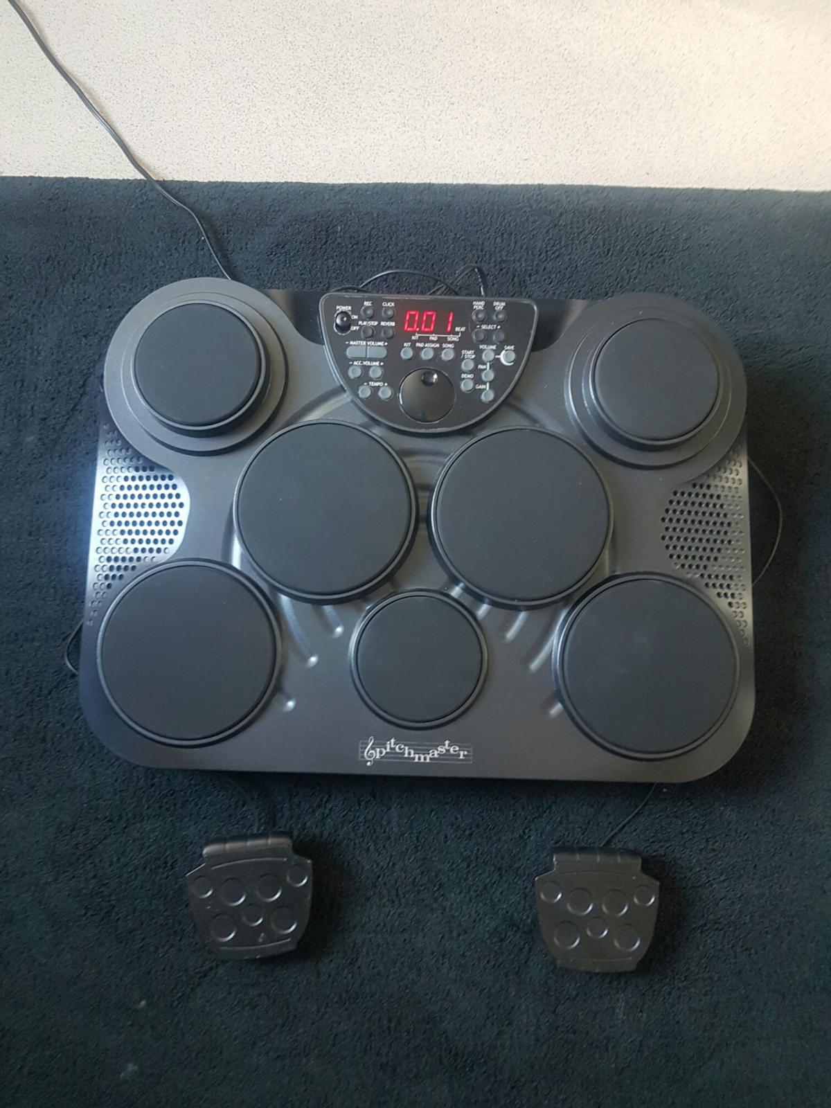 electric drums in HP18 Vale for £25 00 for sale - Shpock
