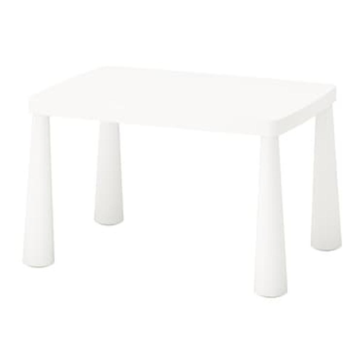 new products 05ea3 5b5c5 IKEA Mammut kids table and chairs