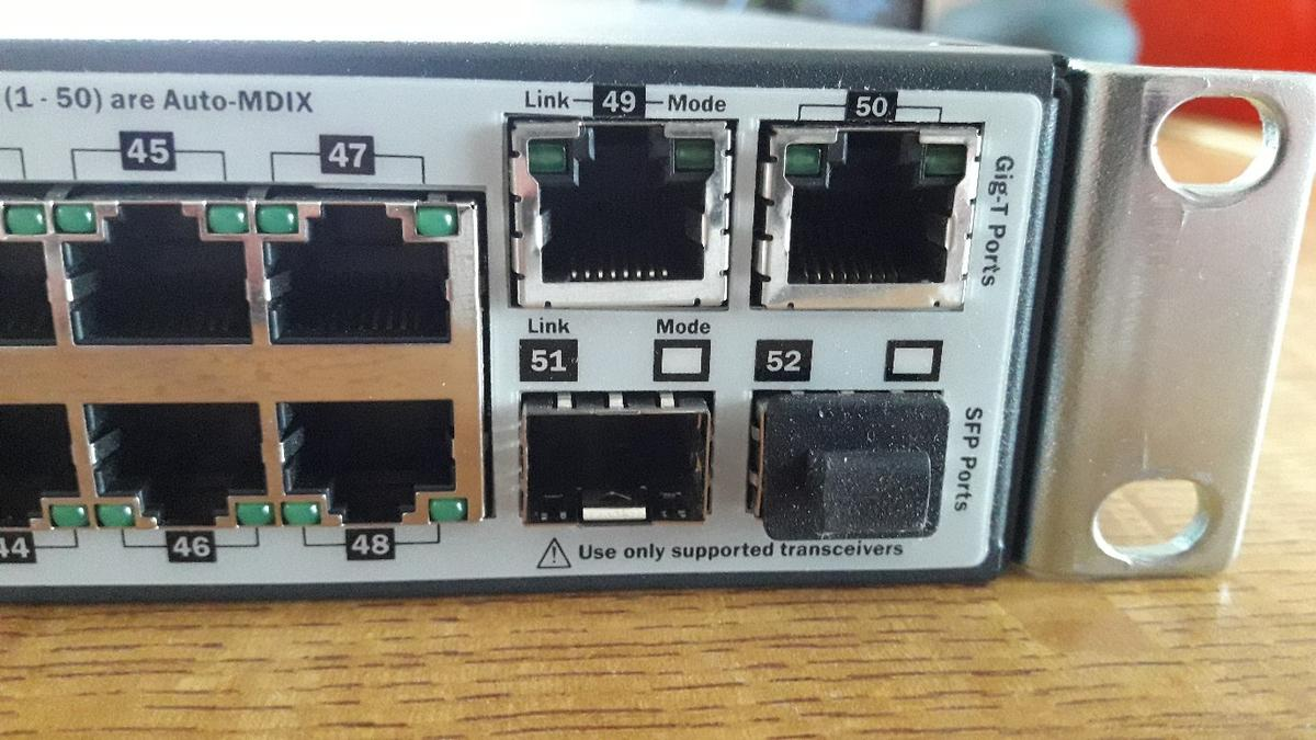 HP 2620-48 POE+ switch in GU2 Guildford for £80 00 for sale - Shpock