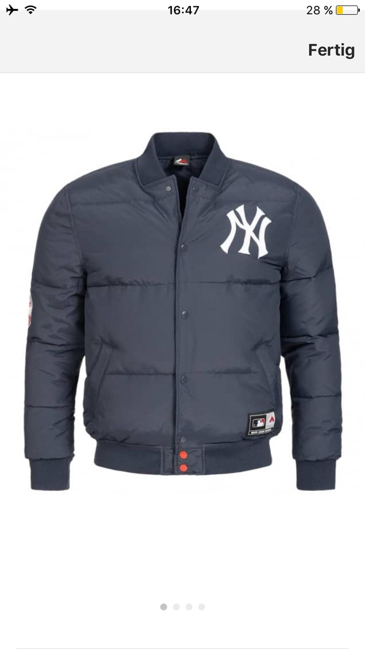 NeuNew For In Größe York Yankees Hamm S 59067 Jacke lFKc3TJ1