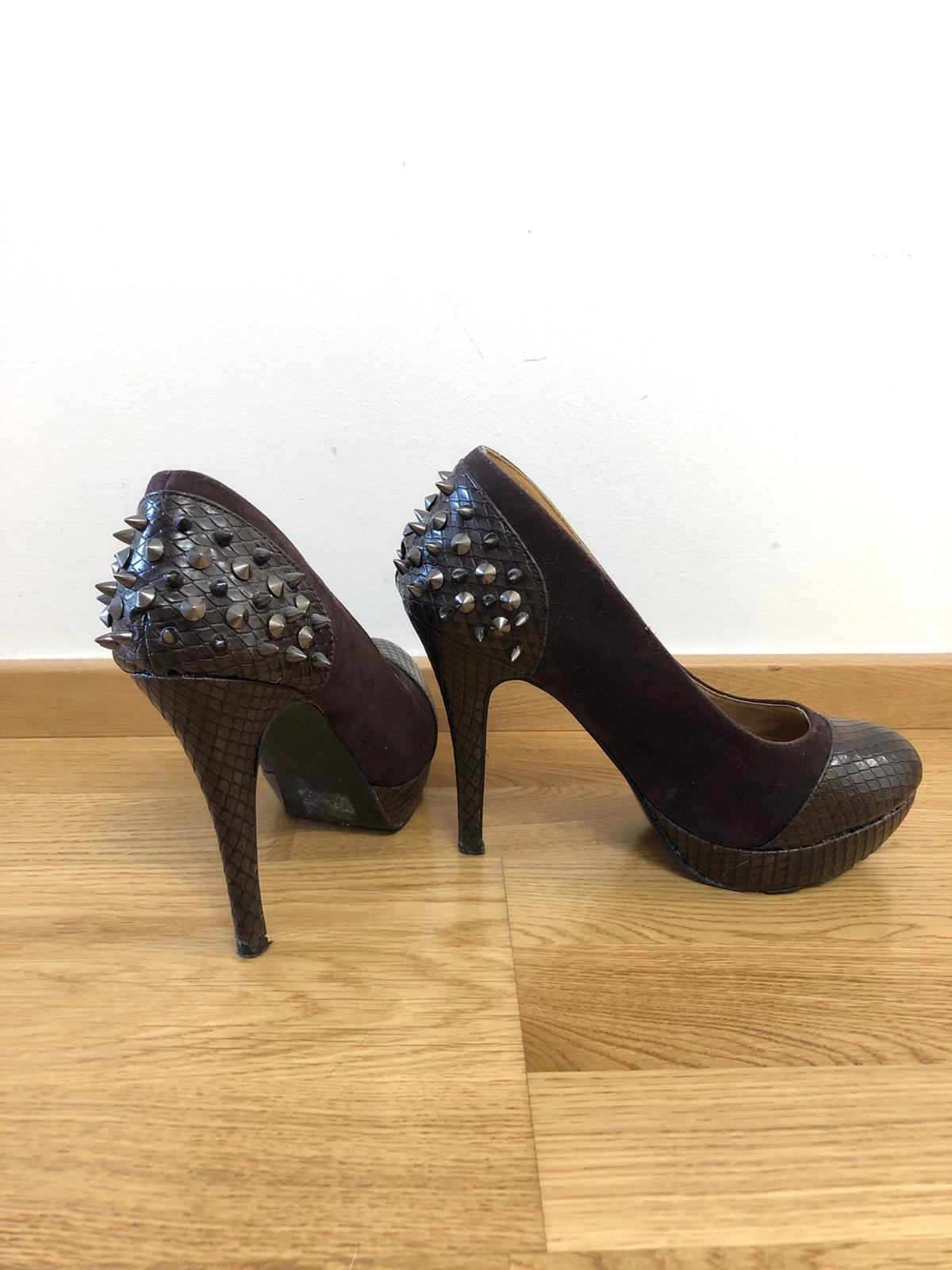 e02a136d8aead0 High Heels braun in 9020 Klagenfurt for €25.00 for sale - Shpock