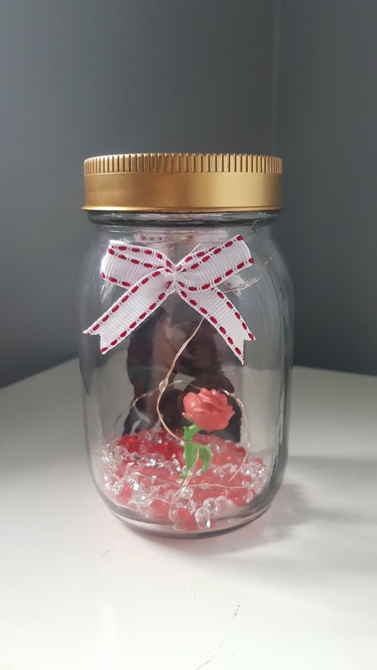 Beauty And The Beast Light Up Jar In Walsall Für 1000 Kaufen Shpock