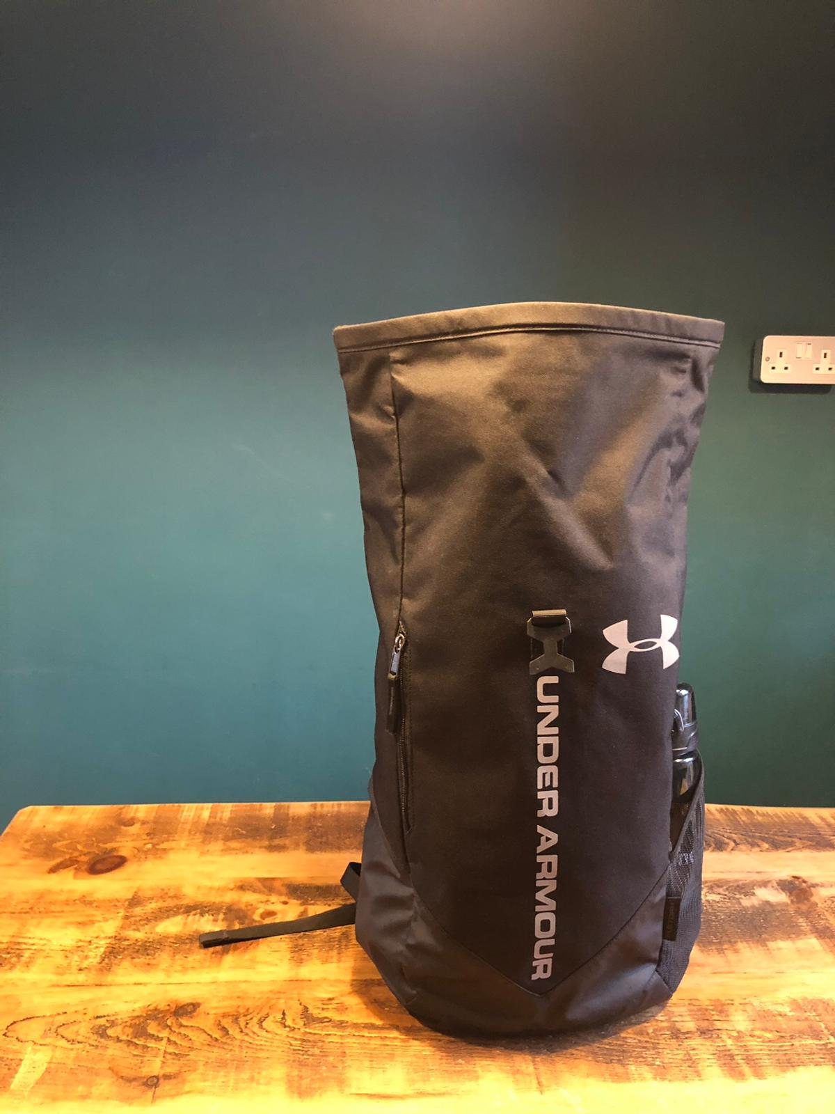35e192b63cf Under Armour Roll Top backpack in E2 London for £15.00 for sale - Shpock