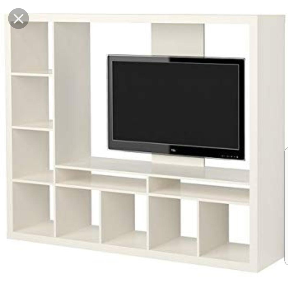 Ikea Expedit Tv Unit With Storage In Hp3 Dacorum Fur 20 00 Zum Verkauf Shpock De