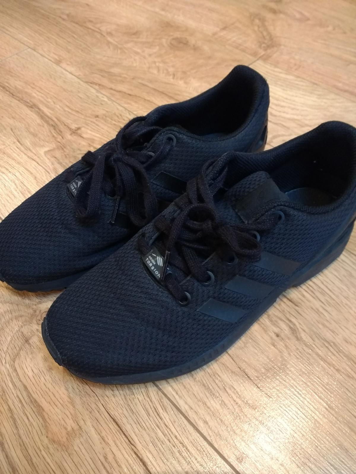 promo code 6d8d7 fc2be Adidas black Torsion trainers in London Borough of Bexley for £25.00 ...