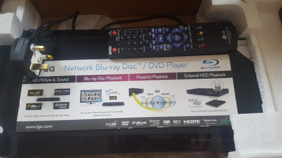 LG DVD Player for sale in TQ4 Paignton for £30 00 for sale
